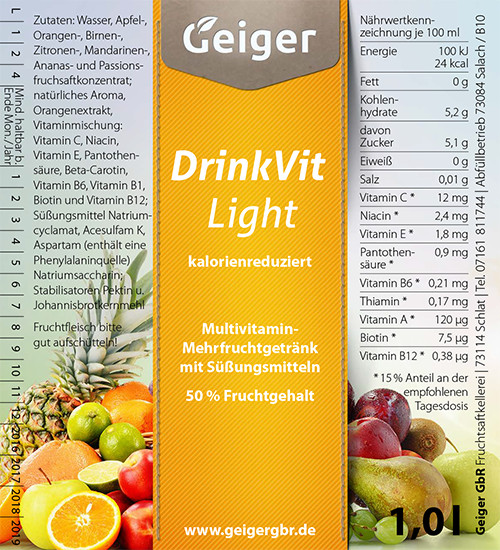 DrinkVit Light